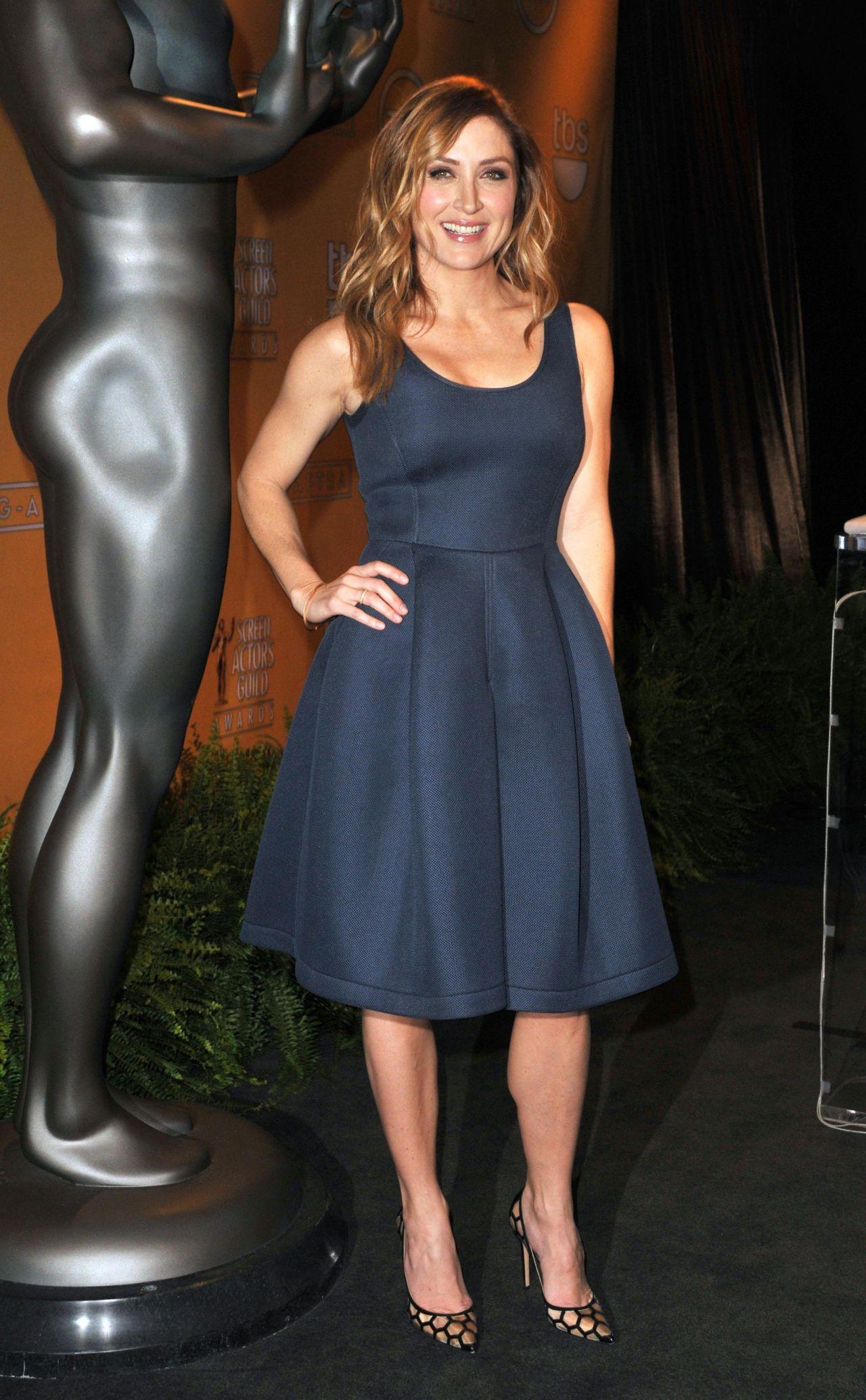 Sasha Alexander At Sag Awards Nominations Announcement