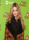 Sasha Pieterse - ABC Family 25 Days of Christmas Wonderland in New York, December 2013