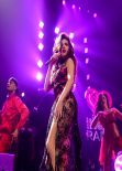 Selena Gomez Performs at KISS 108