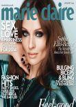 Sophie Ellis-Bextor - MARIE CLAIRE Magazine (UK) - January 2014 Issue