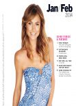 Stacy Keibler - NATURAL HEALTH Magazine - January/February 2014