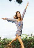 Stacy Keibler - NATURAL HEALTH Magazine - January/February 2014