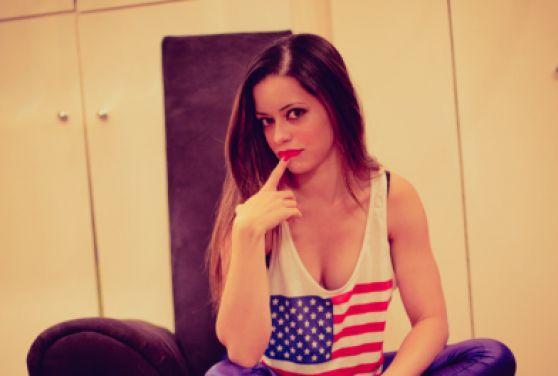 Tina Barrett - Making Me Dance Video Photos (2013)