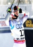 Tina Weirather- Photos From St. Moritz