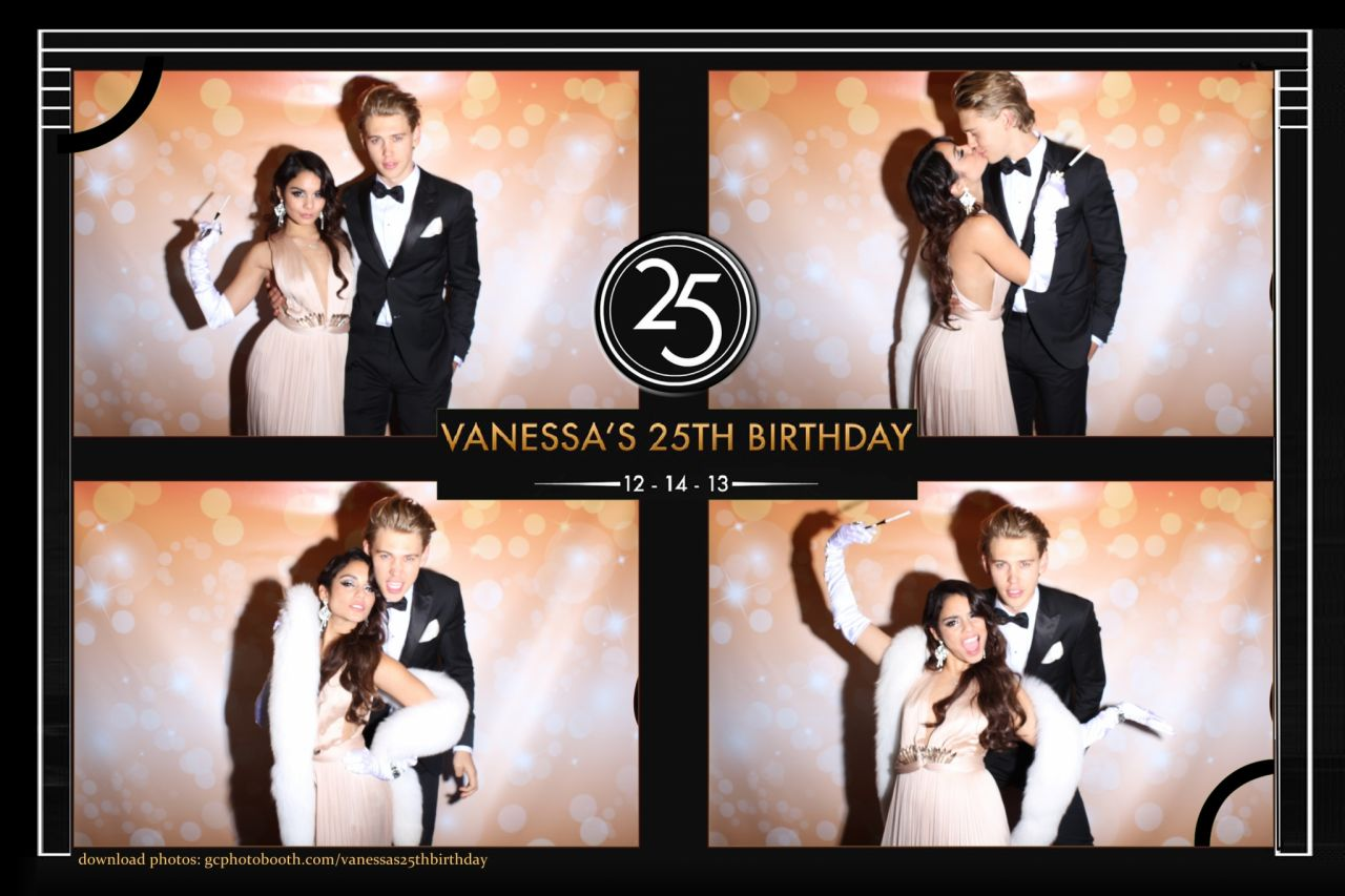 Vanessa Hudgens - 25th Birthday Potraits