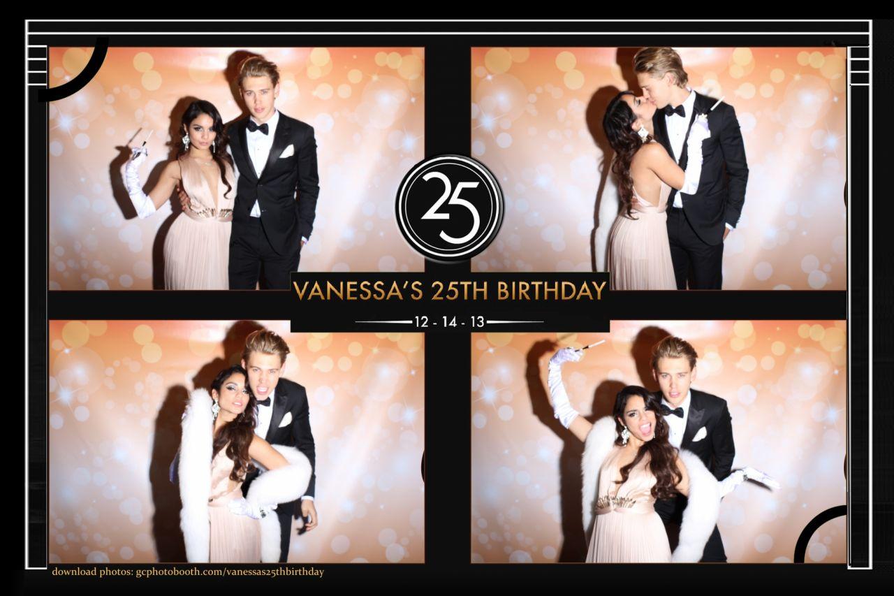 Vanessa Hudgens - 25th Birthday Potraits