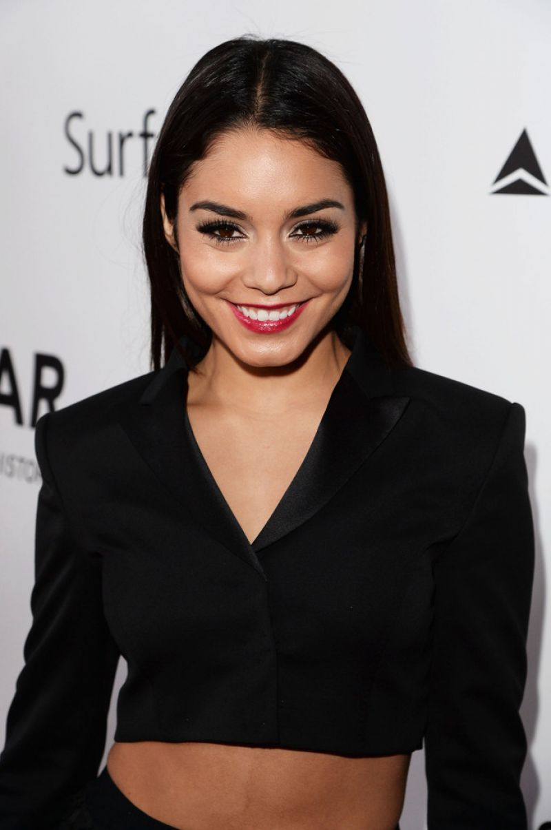 Vanessa Hudgens at 2013 amFAR Inspiration Gala - Los Angeles December 2013
