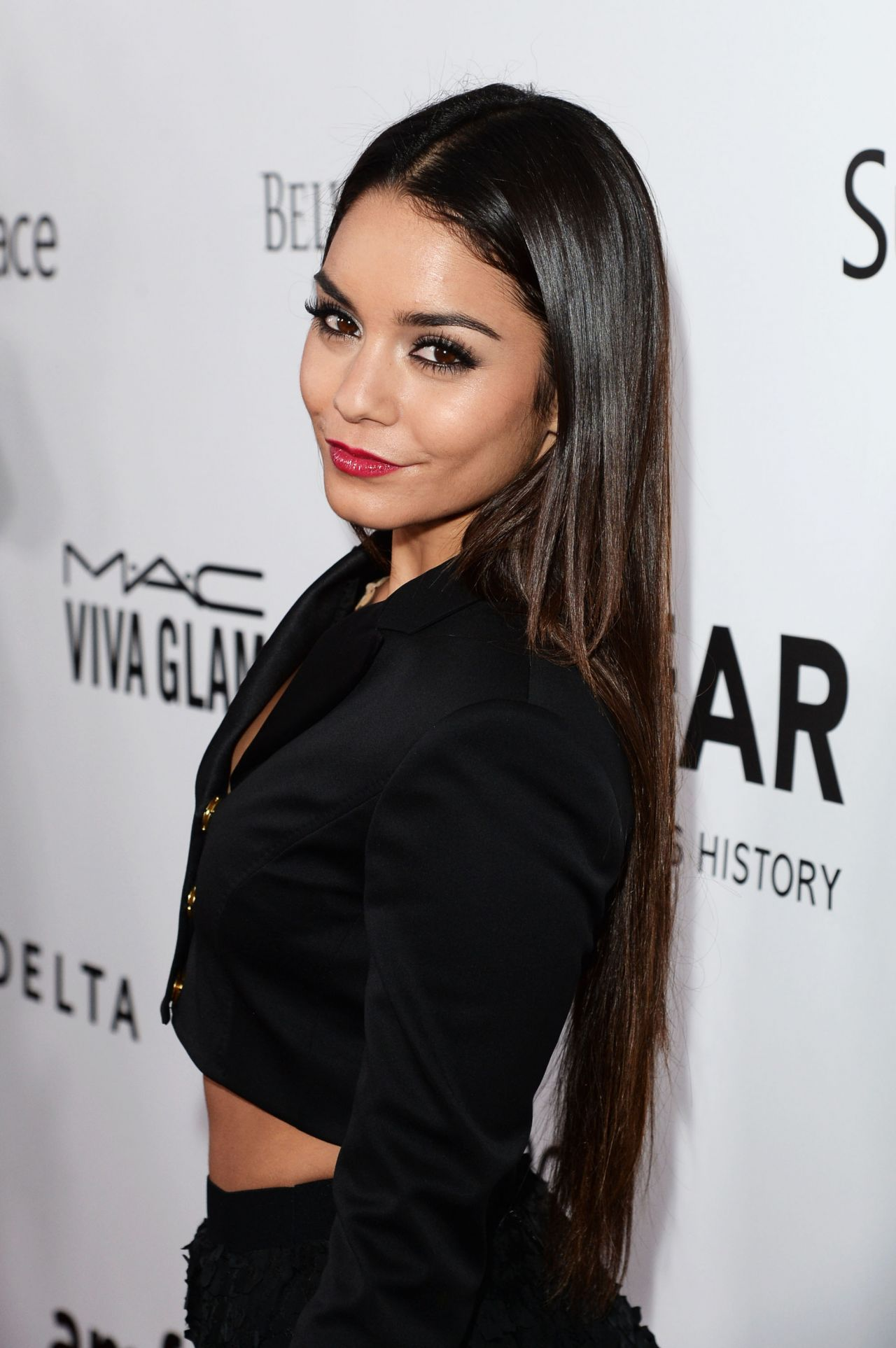 Vanessa Hudgens At 2013 Amfar Inspiration Gala Los Angeles December 2013