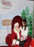 Victoria Justice - Delta Airlines