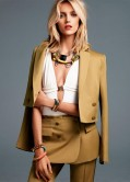 Anja Rubik – VOGUE Magazine (Korea) – January 2014