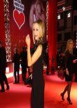 """Xenia Seeberg on Red Carpet - Spendengala """"Ein Herz für Kinder"""" December 2013"""