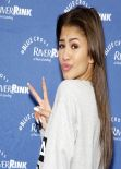 Zendaya Coleman Attends Blue Cross River Rink Grand Opening in Philadelphia - November 2013