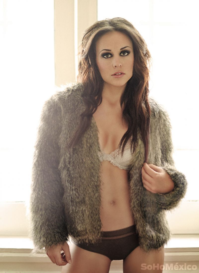 Zuria Vega - SOHO Magazine - December 2013 Issue