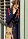 Elizabeth Olsen - INTERVIEW Magazine (Germany) - December/January 2014