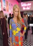 Paris Hilton at Diane Von Furstenberg