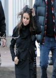 Selena Gomez Street Style - Park City, January 20 2014