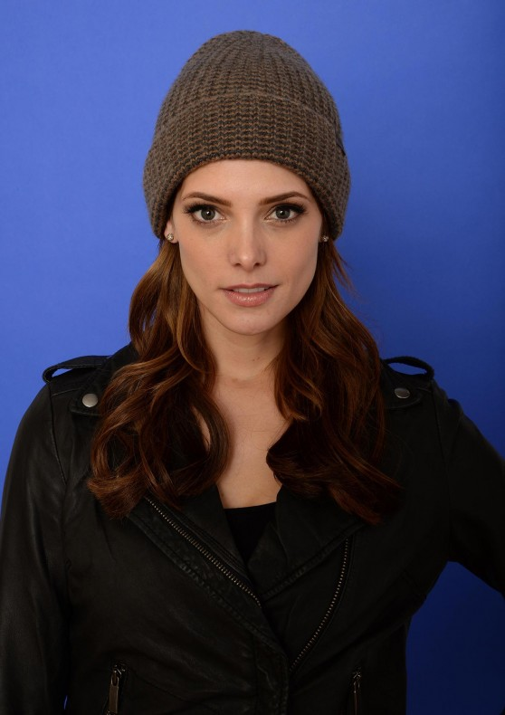 Ashley Greene - 'Wish I Was Here' Portraits by Larry Busacca - 2014 Sundance Film Festival