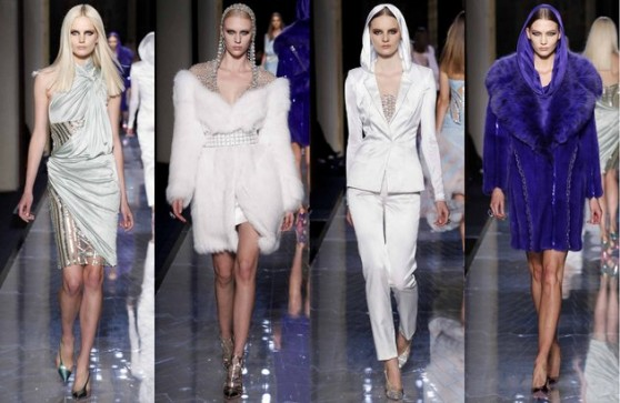 ATELIER VERSACE Haute Couture Spring Summer 2014 Full Show Featuring Lady Gaga - Paris, January 2014