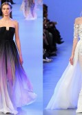 Live: ELIE SAAB SPRING 2014 COUTURE SHOW