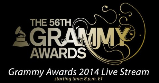 Grammy Awards 2014 Live