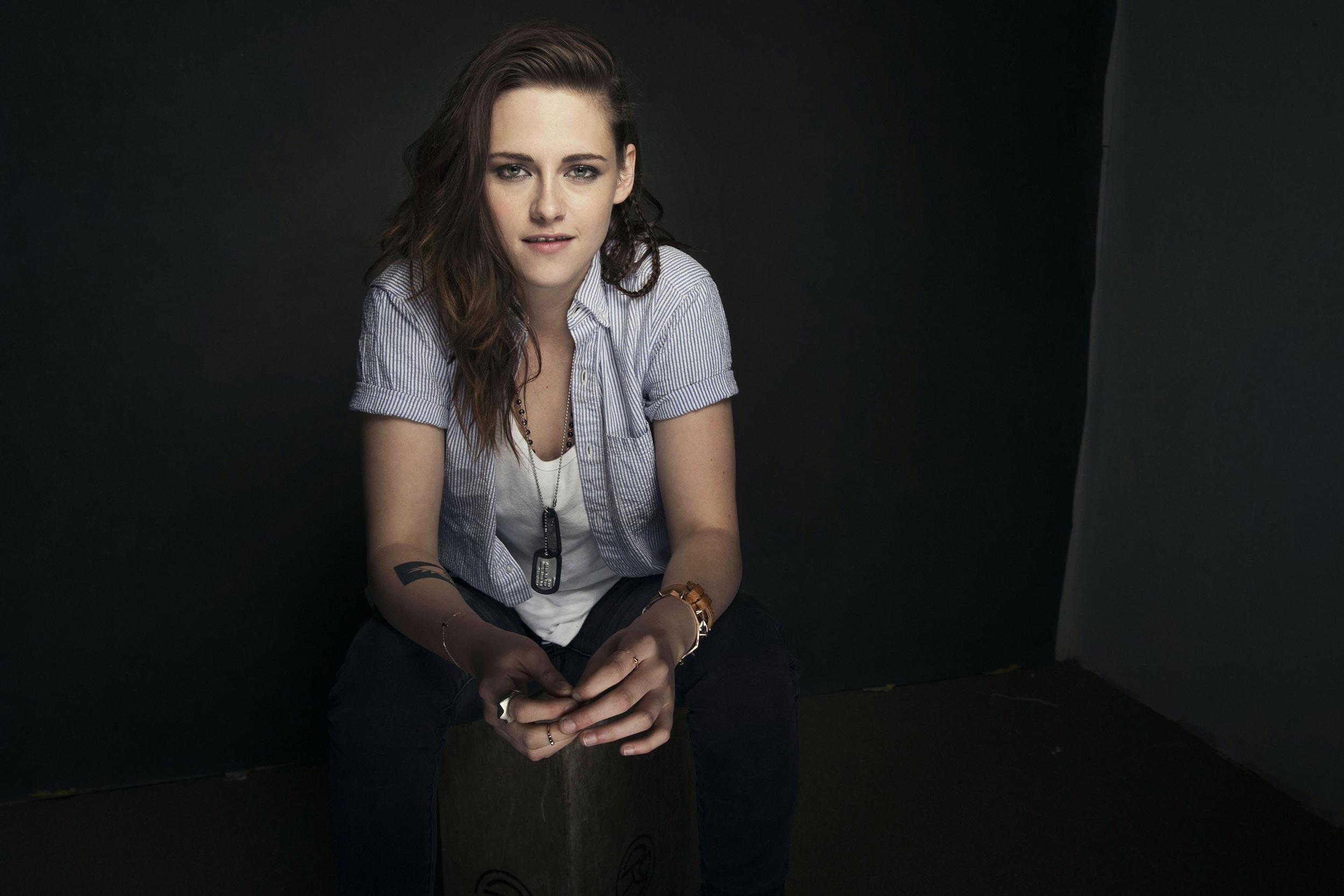 Kristen Stewart Portrait Photos 2014 Sundance Film