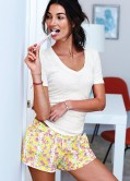 Lily Aldridge Photoshoot - Victoria's Secret - December 2013