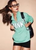 Monika Jagaciak - Victoria's Secret Photoshoot 2014