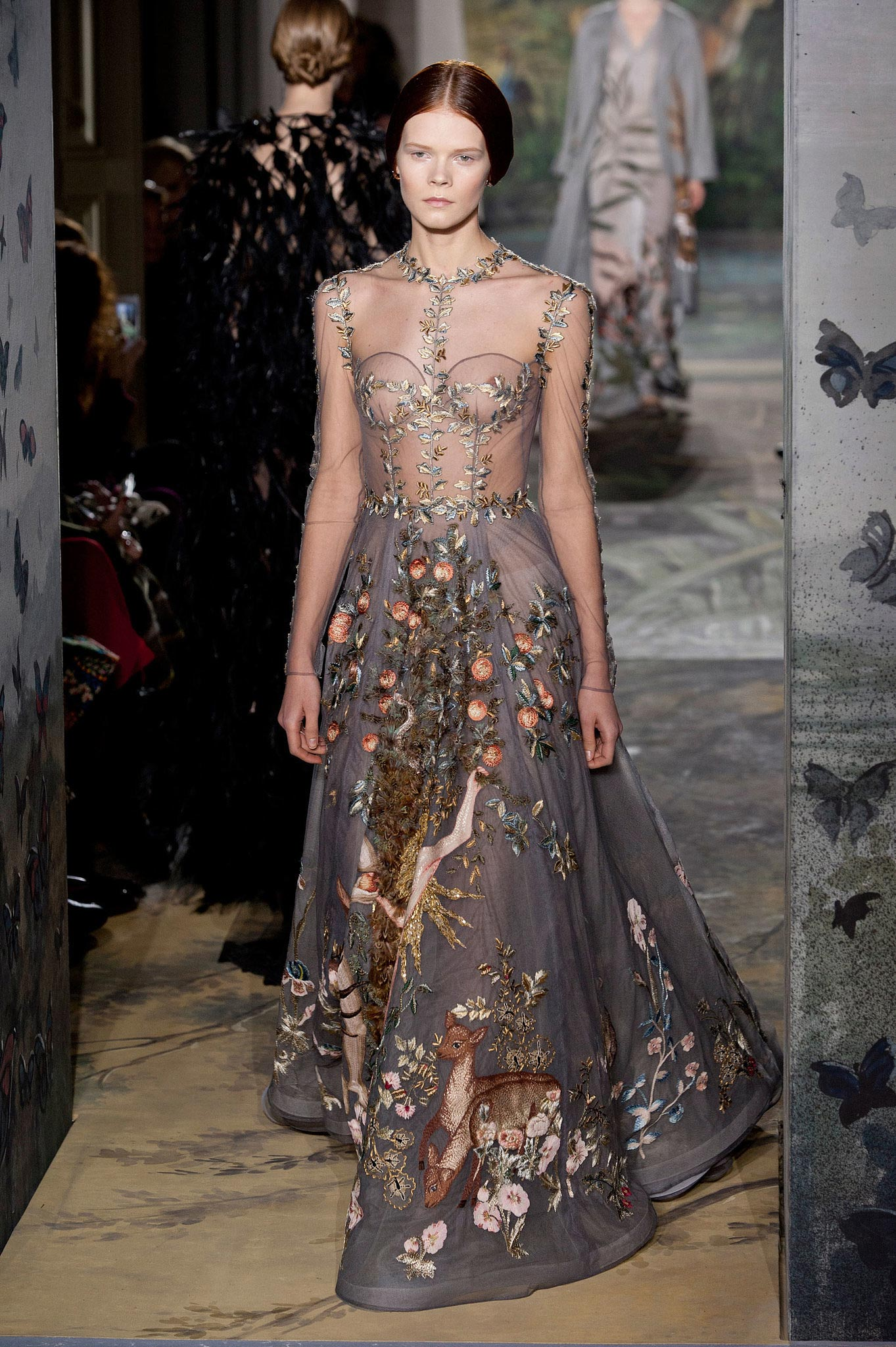 Valentino haute couture spring summer 2014 full show for Hout couture