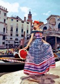 Zuzanna Bijoch - My Fascination With Venice - VOGUE Japan (Feb. 2014) - Photoshoot by Pierpaolo Ferrari