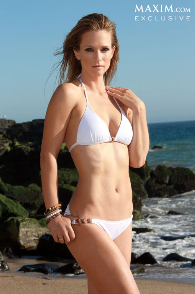 A.J. Cook - MAXIM Magazine - January/February 2014 Issue
