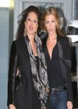 Abbey Clancy & Natalie Gumede at London ITV studios - January 2014