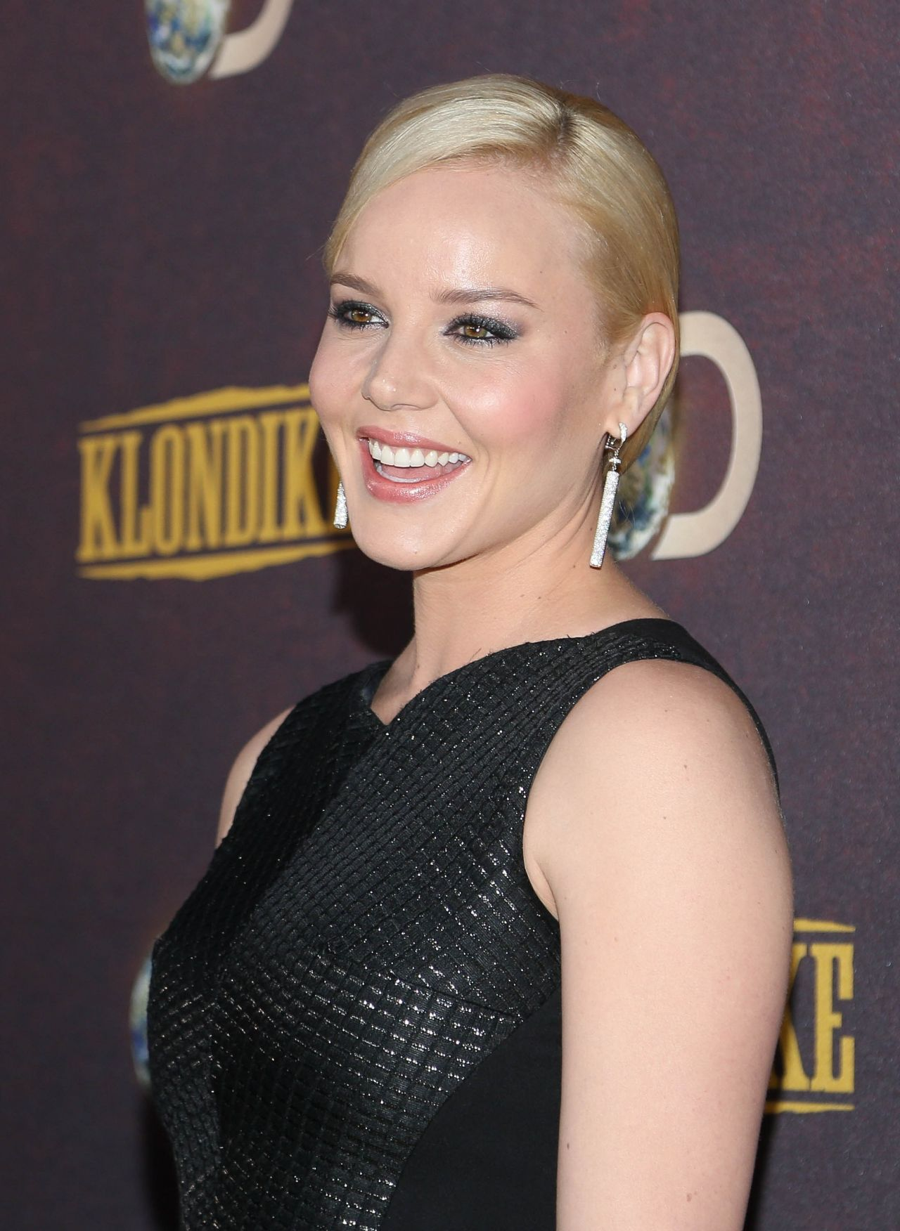 Abbie Cornish at Klondike Premiere in New York - January 2014
