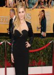 Abigail Breslin Wears Chagoury Dress at 2014 SAG Awards in Los Angeles