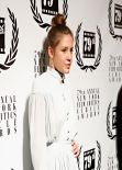 Adèle Exarchopoulos - N.Y. Film Critics Circle Awards Ceremony at The Edison Ballroom in New York, January 2014