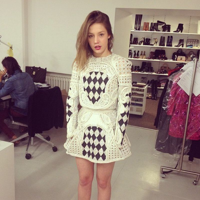 adele exarchopoulos instagram