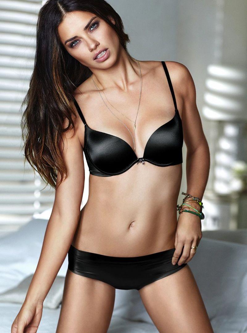 Adriana Lima Victorias Secret January 2014