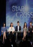 Aimee Teegarden - Star-Crossed panel at 2014 TCA presentations in Pasadena, January 15 2014