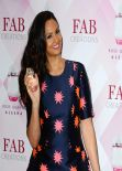 Alesha Dixon on Red Carpet - Launches New Fragrance in London