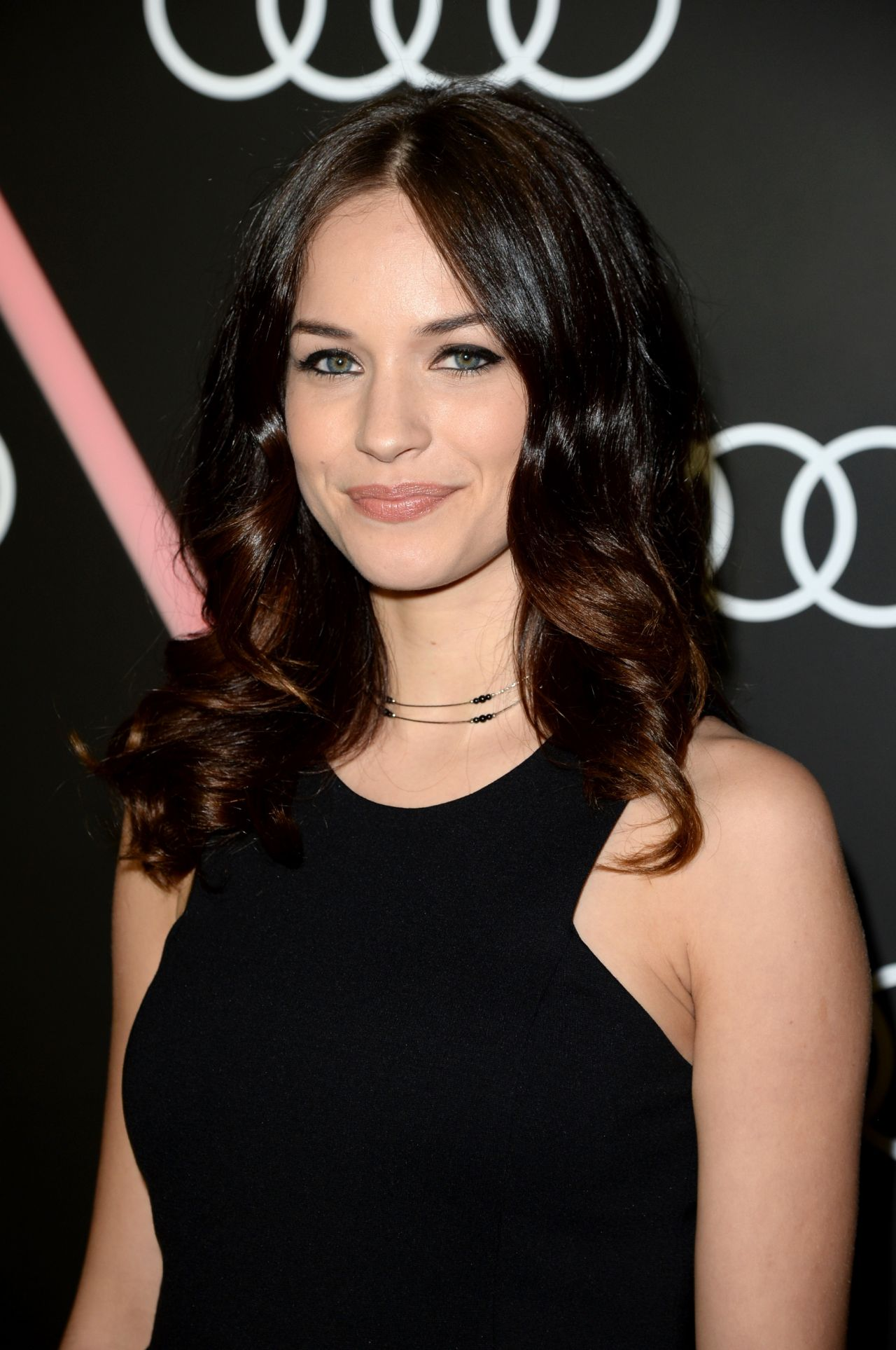 Alexis Knapp Red Carpet Photos - Audi Celebrates The Golden Globes Weekend 2014