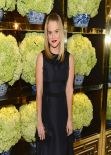 Alice Eve - Tory Burch Rodeo Drive Flagship Opening in Beverly Hills, January 2014