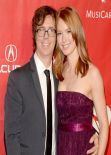 Alicia Witt on Red Carpet - 2014 MusiCares Person of the Year Gala