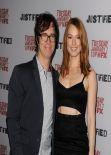 Alicia Witt - Red Carpet – FX's Justified Season 5 Premiere in Los Angeles