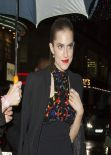 Allison Williams - Arrives at the Girls UK Premiere After Party, Jan. 2014