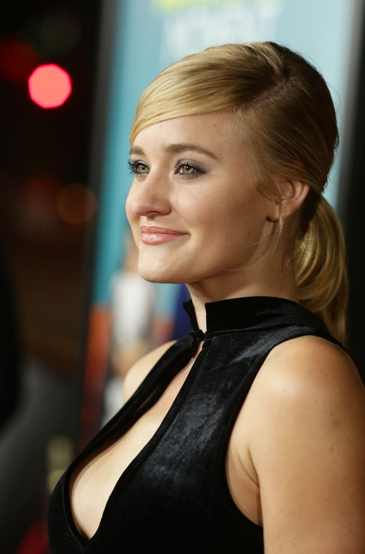 Amanda AJ Michalka - THAT AWKWARD MOMENT Premiere in Los Angeles