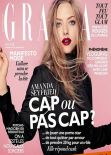 Amanda Seyfried - GRAZIA Magazine (France)  - January 2014 Cover