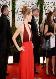 Amy Adams at 71st Annual Golden Globe Awards in Beverly Hills (2014)
