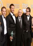 Amy Adams Wears Antonio Berardi Dress at 2014 SAG Awards