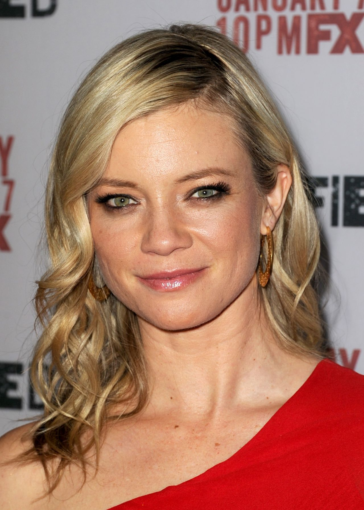 Amy Smart Red Carpet Photos - FX