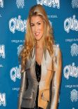 Amy Willerton - Cirque Du Soleil: Quidam Opening Night - London January 2014