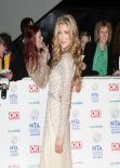Amy Willerton - National Television Awards London, January 2014